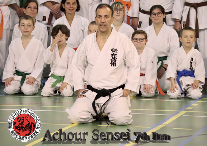 Achour Sensei