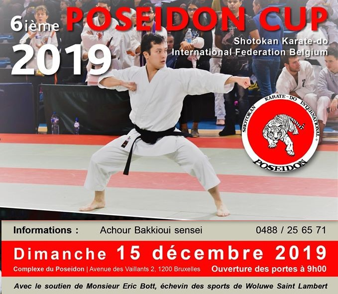 6th Poseidon cup 2019